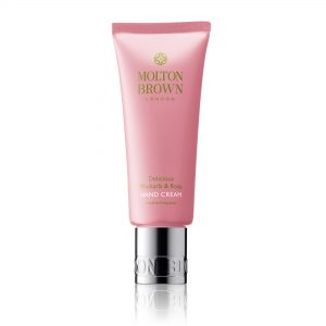 Delicious Rhubarb & Rose 40ML Hand Cream